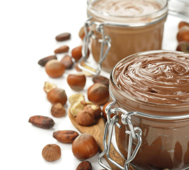 Nutella selber machen
