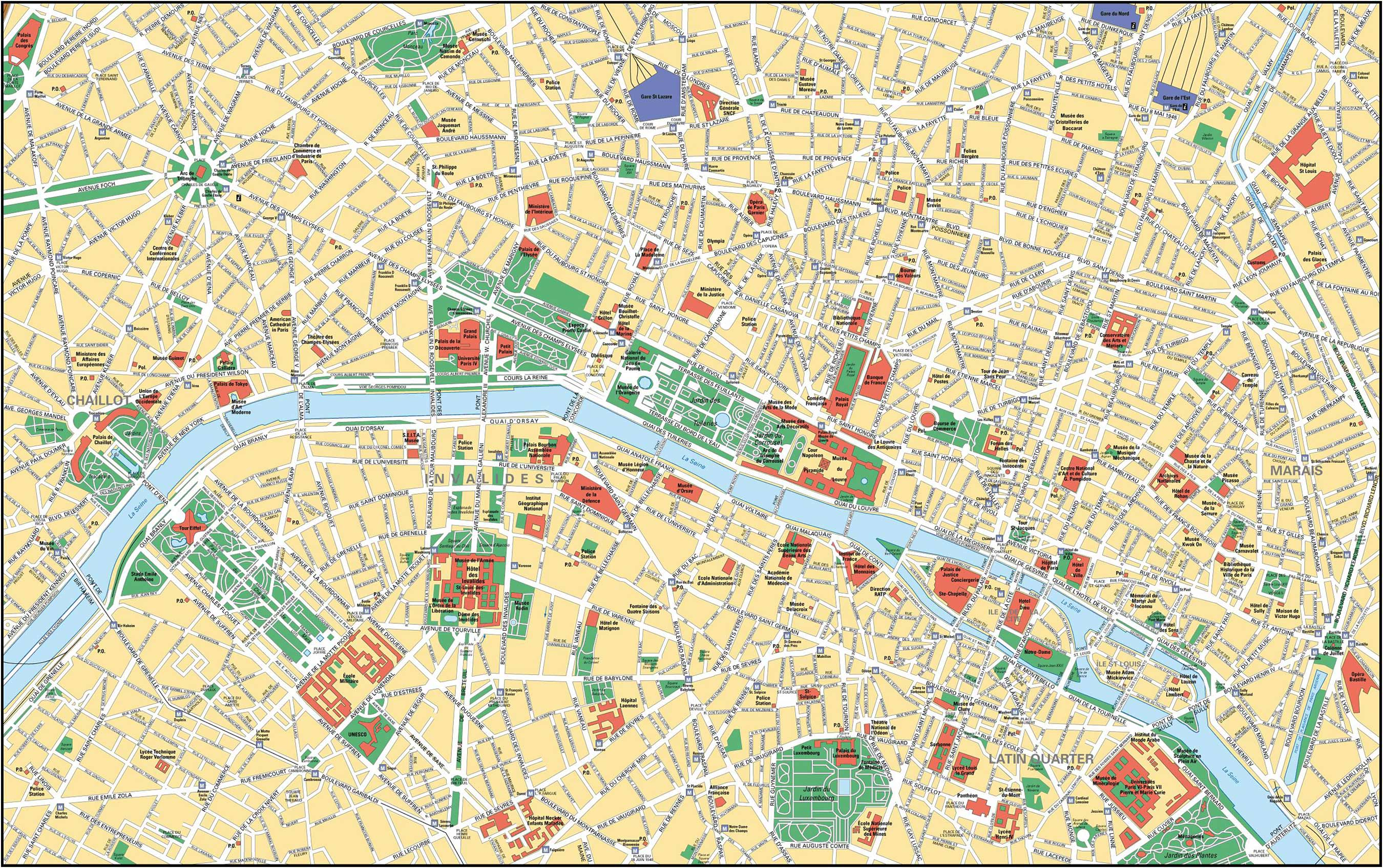 PARIS_Mapa