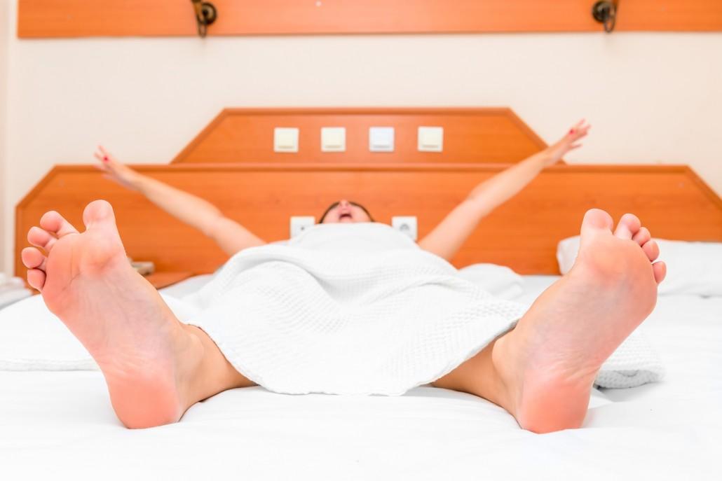 Styl Zdrowia ćwiczenia Na Poranne Wstanie Z łóżka