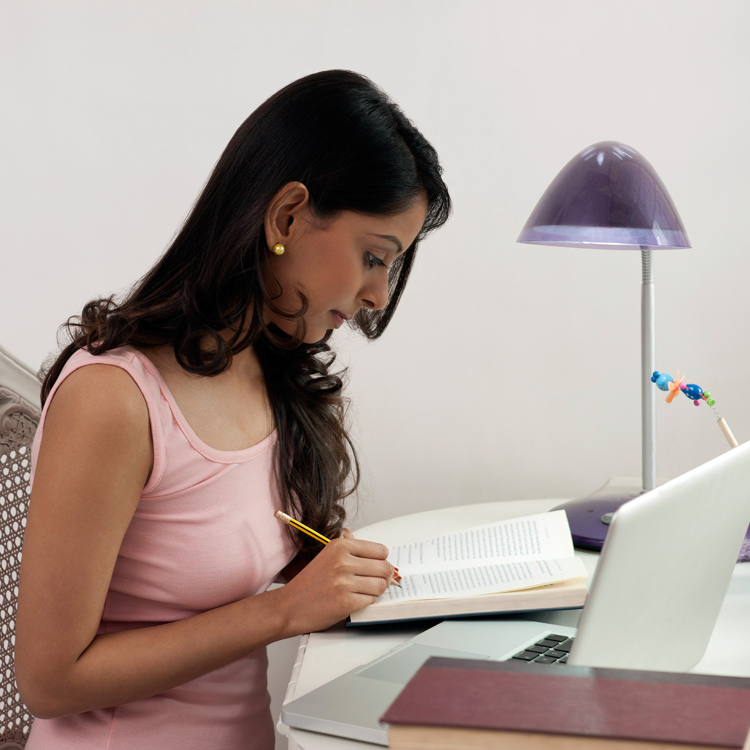 woman-studying-reading-work-computer-book