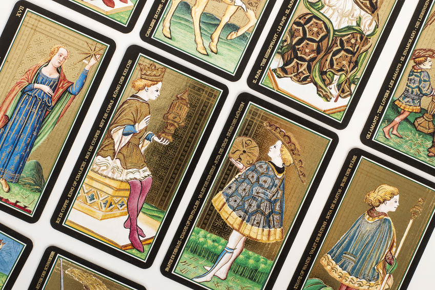 Tarot 11