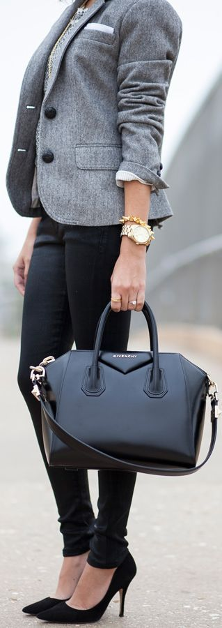 Sleek Fall Outfit