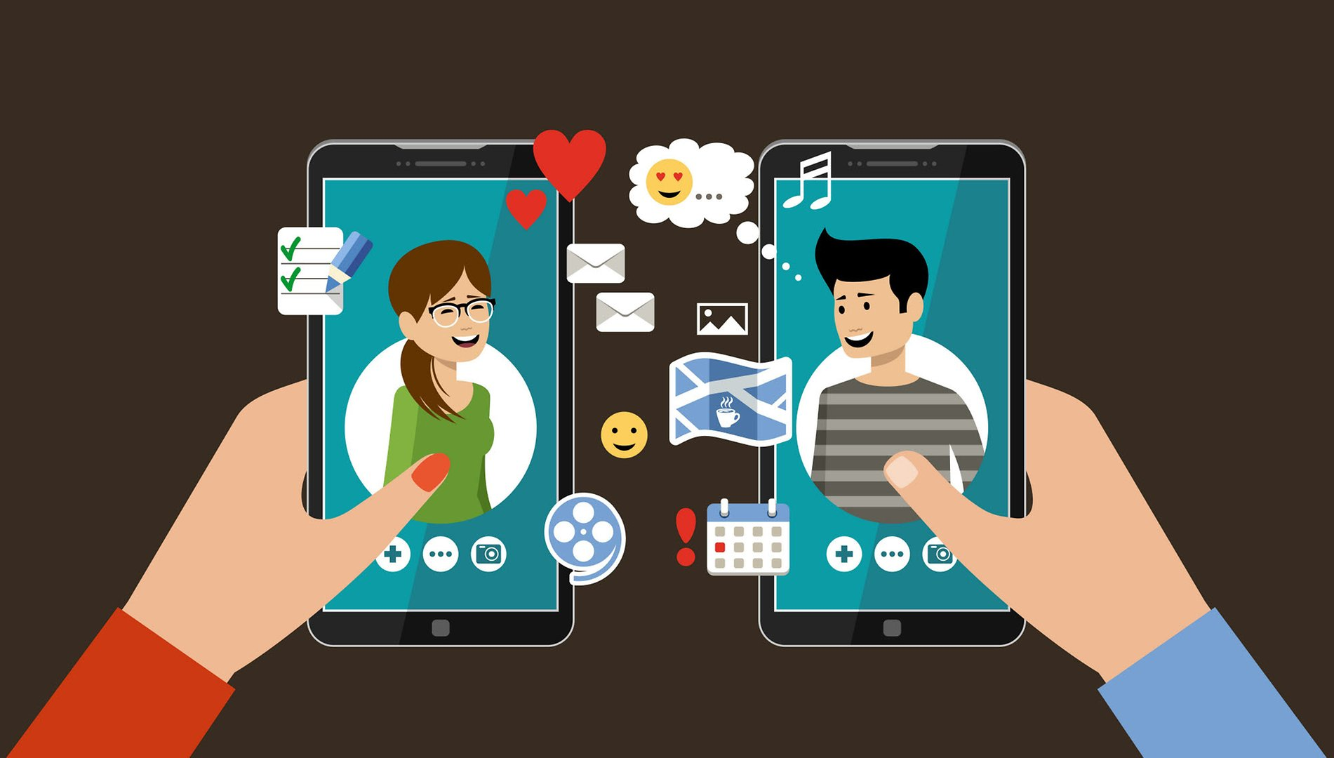 Dating-apps nach standort