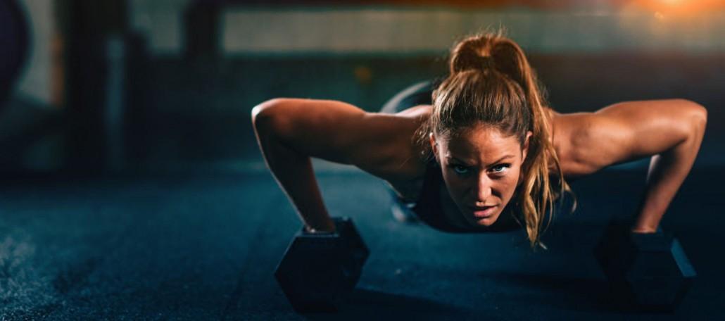 CrossFit-Übungen