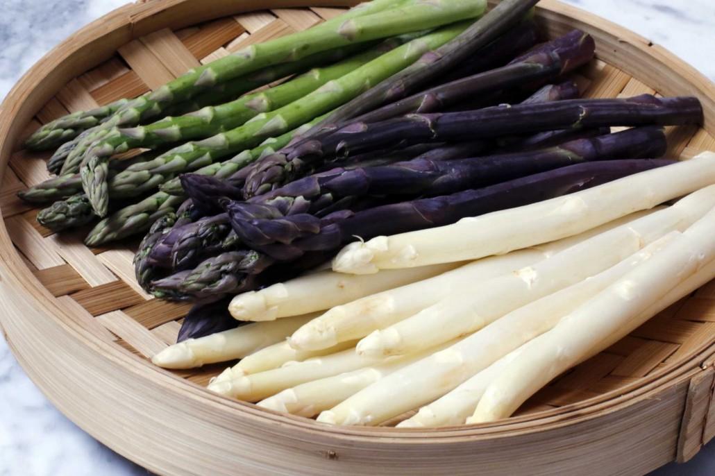 Food KitchenWise White Asparagus