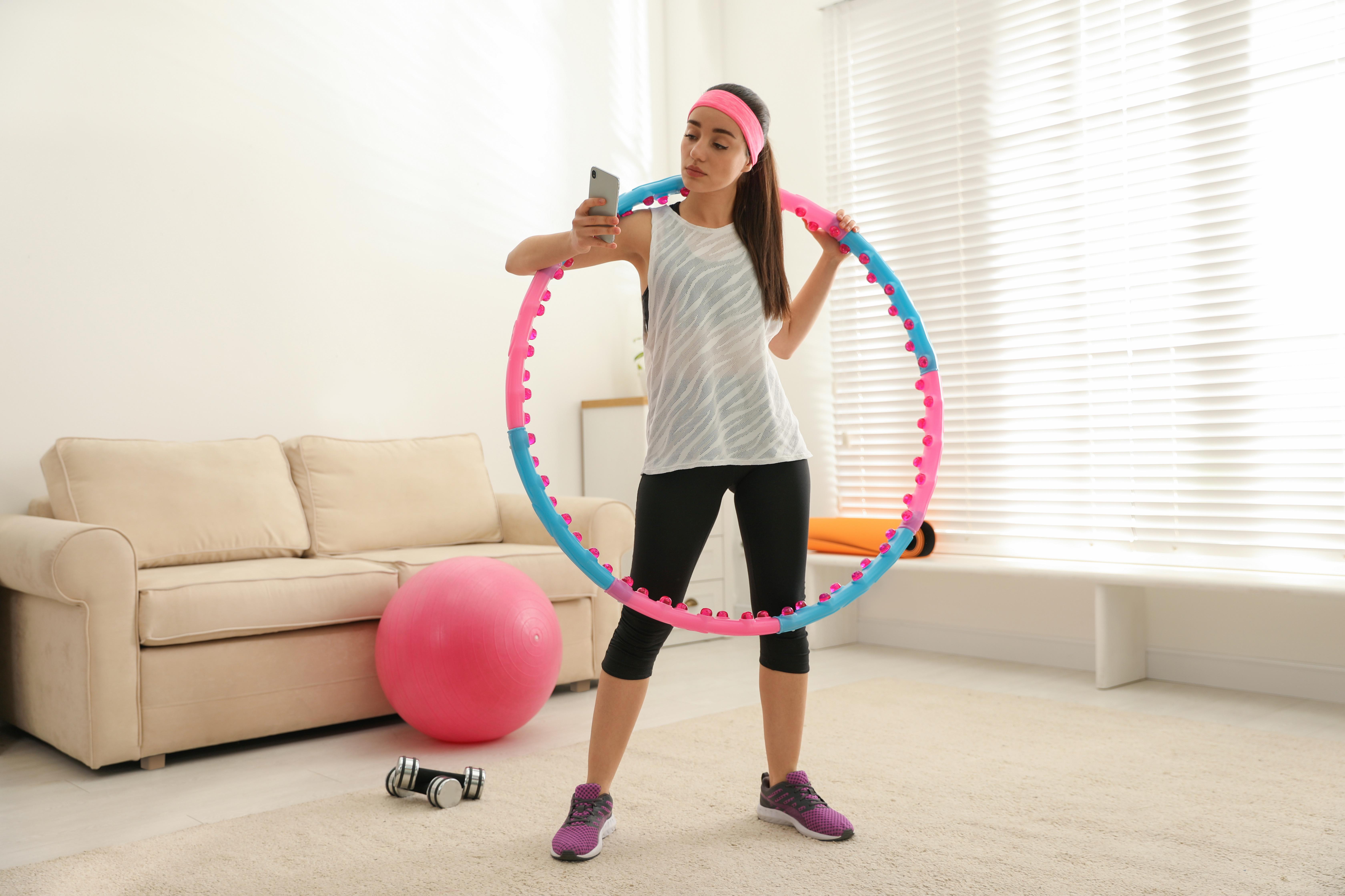 czy można schudnąć przez hula-hop ? - Piękno - Diety - sunela.eu - portal młodych kobiet